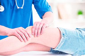 Lesiones traumatológicas frecuentes